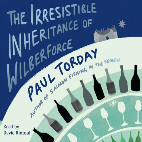 The Irresistible Inheritance of Wilberforce audiobook cover art