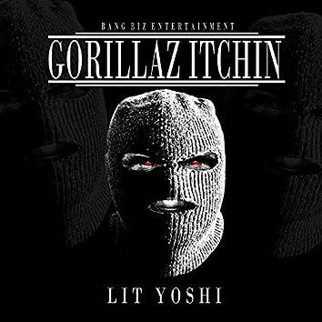 Gorillaz Itchin