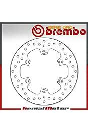 68B407E4 Disque Frein Fixer Brembo Serie Oro Arriere pour Fzx 750 1987  1990