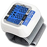 Easy@Home Digital Wrist Blood Pressure Monitor with Heart Beat / Pulse Meter function