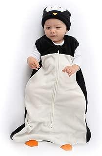 Cuddle Club Baby Fleece Sleep Sack - Infant Wearable Blanket Newborn Sleepbag