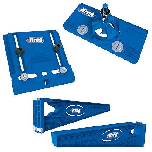 Kreg Cabinet Hardware Jig Super Pack