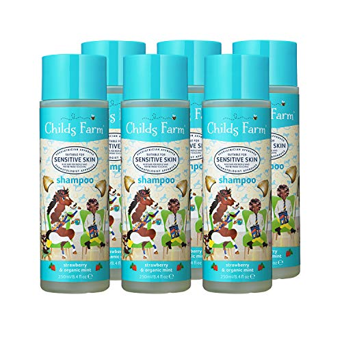Childs Farm | Kids Shampoo | Strawberry & Organic Mint | Sensitive Skin |...