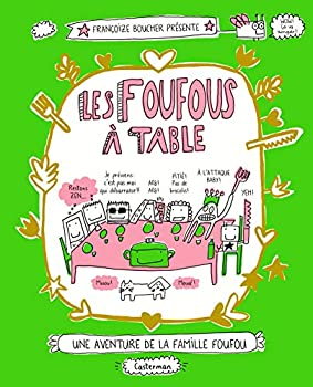 Paperback Les Foufous à table (Les Foufous, 1) (French Edition) [French] Book