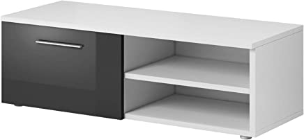e-Com - 电视台电视柜,Vegas - 240 厘米(2 X 120 厘米) 现代 120