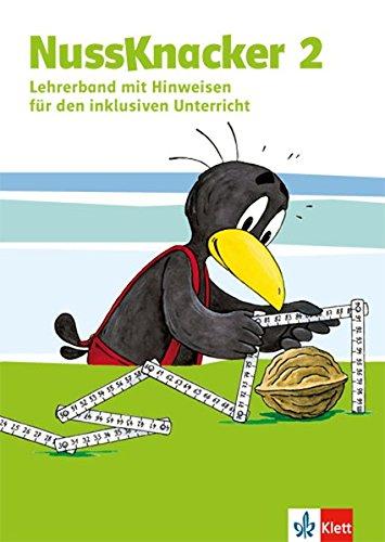 Nussknacker 2: Lehrerband (Hinweise zum Schülerbuch). Teil 1 Klasse 2 (Nussknacker. Ausgabe ab 2015)