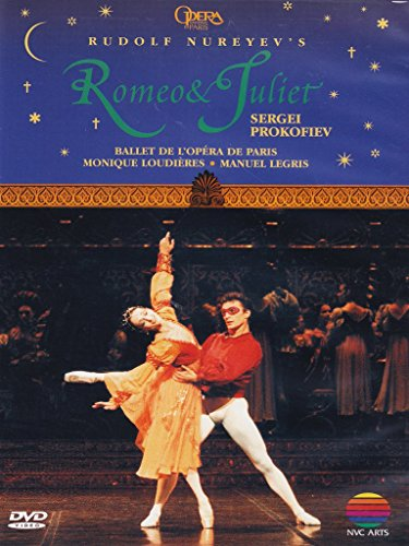 Romeo y Julieta (Ballet Opera Paris) [Alemania] [DVD]