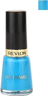 Revlon Nail Enamel, Turquoise Blue, 8ml