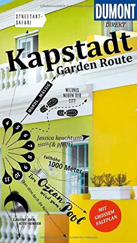 DuMont Direkt Reiseführer Kapstadt, Garden Route: Mit großem Faltplan