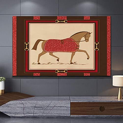 FEIYUGN Caso de TV LCD de Hogares de la Cubierta a Prueba de Polvo Decoración Cubierta del Ordenador FEIYU (Color : BH9-7, Size : 27INCH-66 * 43CM)