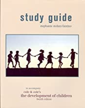The Development of Children (Study Guide)