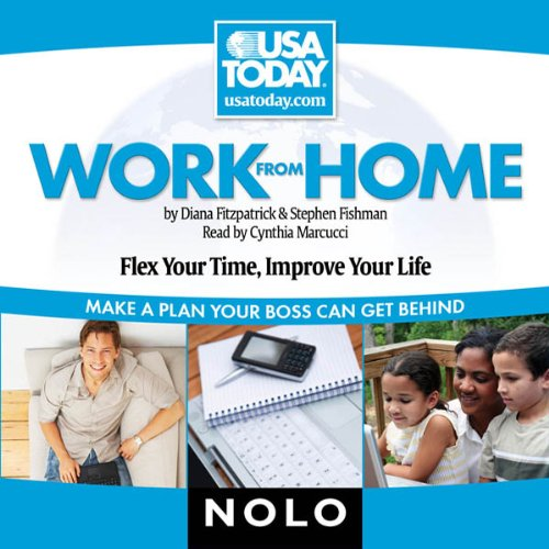 Work from Home audiobook cover art