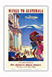 JIA KOAH Wings to Guatemala Pan American World Airways