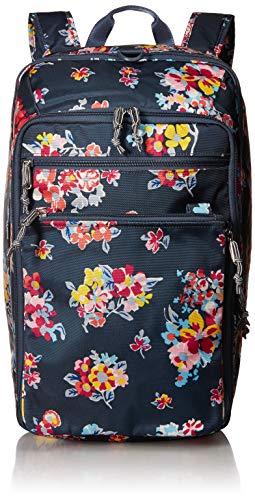 Vera Bradley Women's Lighten Up Convertible Travel Bag, Tossed Posies