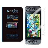 Nuglas Nintendo Switch 保護フィルム 強化ガラス 任天堂 スイッチ 強化 硬度9H ガラス飛散防止 指紋防止 気泡ゼロ