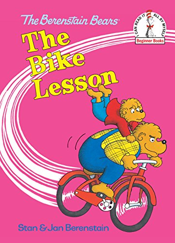 The Bike Lesson (Bright & Early Books(R)) (English Edition)