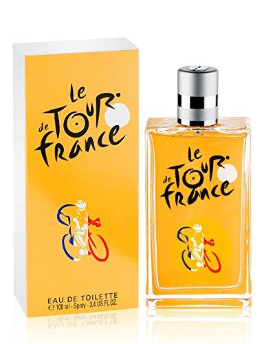 Eau de Toilette - Le Tour de France de Cyclisme - Collection Officielle - 100 ML
