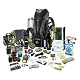 Prep Store Elite Emergency Pack - Emergency Survival Pack - Survival Kit - Bugout Bag - Hurricane Emergency Kit - Survival Bag - Bug Out Bag (Elite Kit)