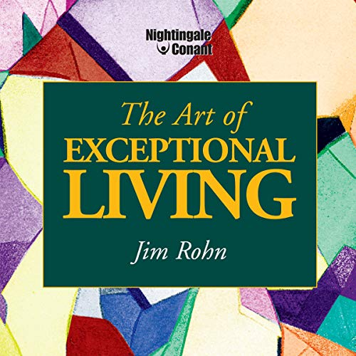 Page de couverture de The Art of Exceptional Living