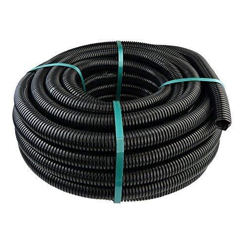 25m Conducto well- elektro- TUBO CANAL PARA Cable Manguera corrugada ⌀ 40mm...