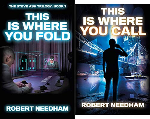 The Steve Ash Trilogy (2 Book Series)