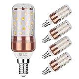 Gezee Lampadine LED 12W E14 mais LED Small Edison Screw...