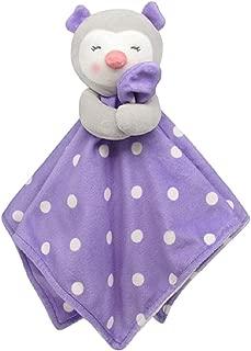 Carter's Purple Owl Security Blanket