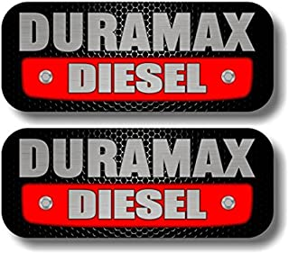 Best duramax diesel decals Reviews