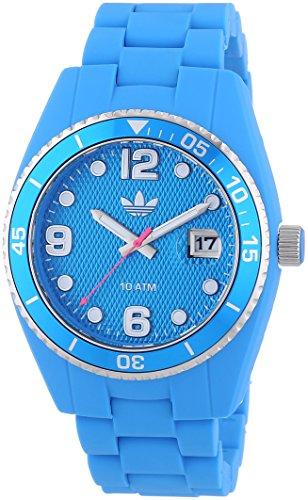 adidas ADH6163 - Orologio da polso Unisex, Silicone, colore: Blu