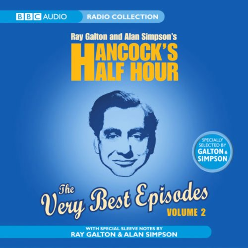 Hancock's Half Hour, Volume 4 audiobook cover art