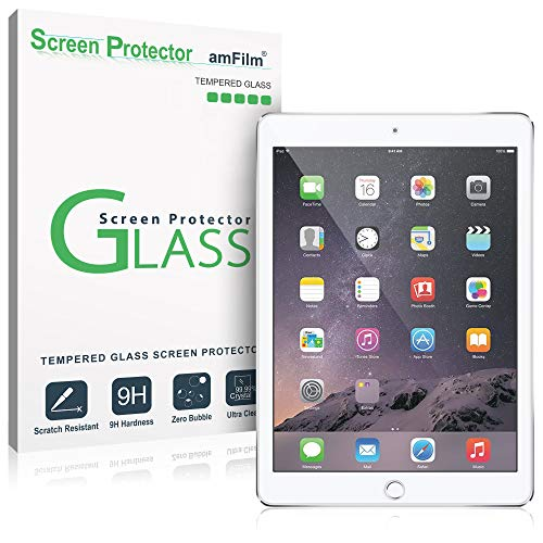 amFilm Glass Screen Protector for iPad 9.7 6th...