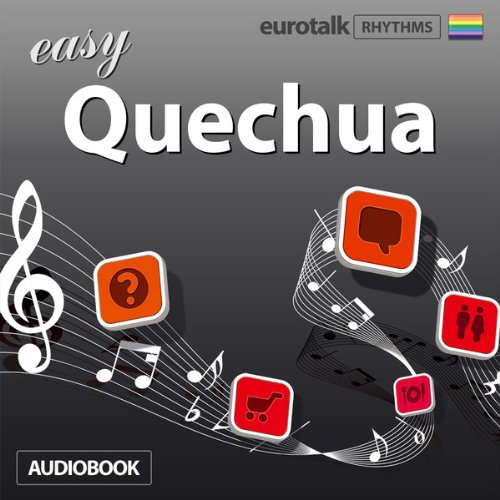 Rhythms Easy Quechua audiobook cover art