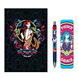 DC Comics Wonder Woman Diary Pen Office Supplies Set -- Wonder Woman Journal with Deluxe Pen and Bookmark (Wonder Woman Gifts for Women)