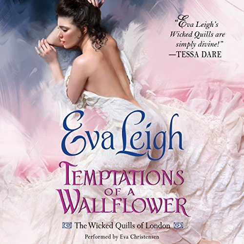 Temptations of a Wallflower cover art