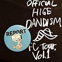 Official髭男dism REPORT 缶バッチ