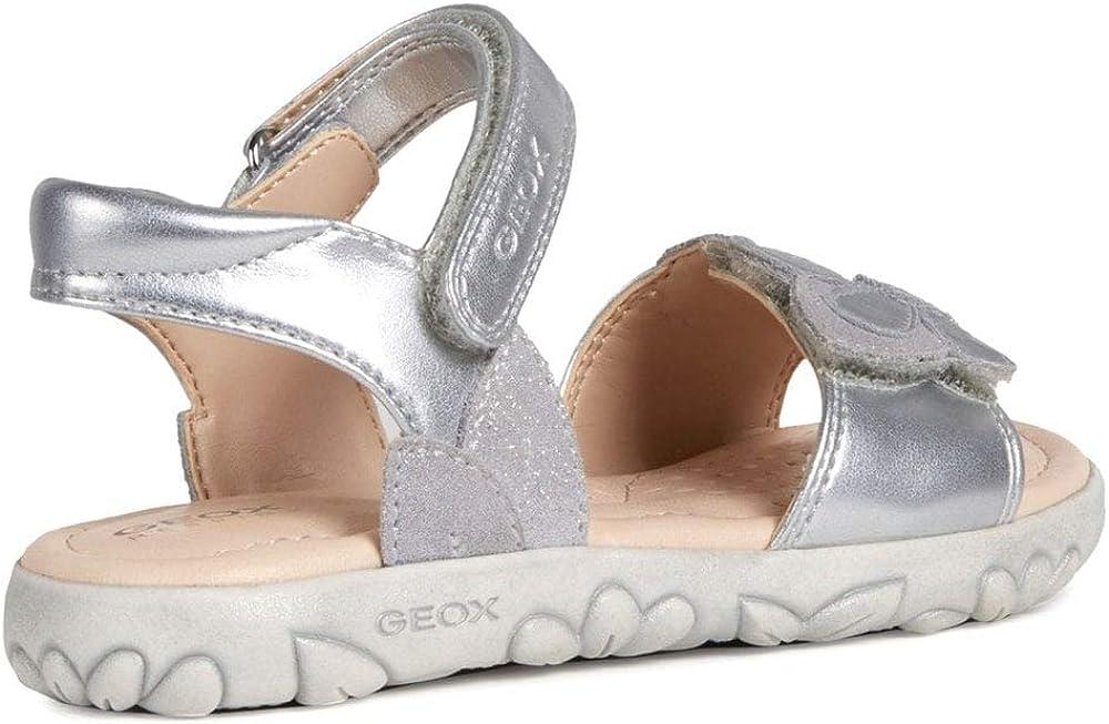 Geox Girls J Sandal Hahiti a Open Toe