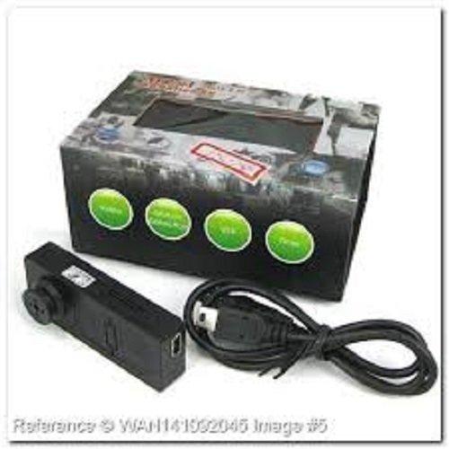 All Zone Electronics Mini Button spy Camera