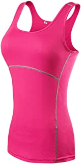 Breathable Women Tank Top Summer Sexy Sports Fitness Workout Tops Gym Sleeveless T Shirts Sporting Quick Drying Loose Vest