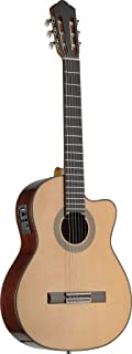 Angel Lopez C1448CFI-S 4/4 Acoustic-Electric Classical Guitar with FISHMAN Preamp
