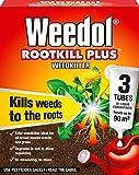 Weedol (x2 018160 Rootkill Plus Liquidose 3 bustine