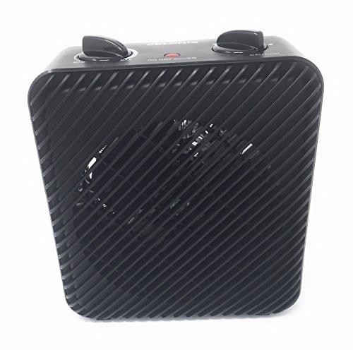 Pelonis Fan-Forced Heater Black Model HF-1008B (1)