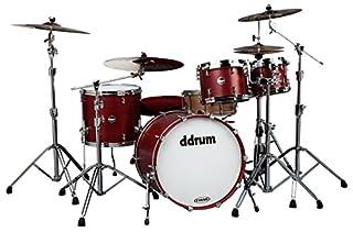 ddrum US STD 422 SR USA Maple Drum Set, 4 Piece Kit, Satin Red (B00UHYA0UO) | Amazon price tracker / tracking, Amazon price history charts, Amazon price watches, Amazon price drop alerts