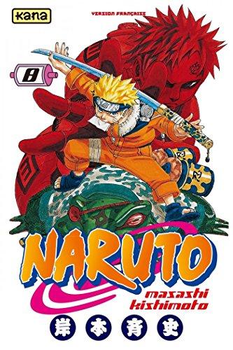 Naruto - Tome 8
