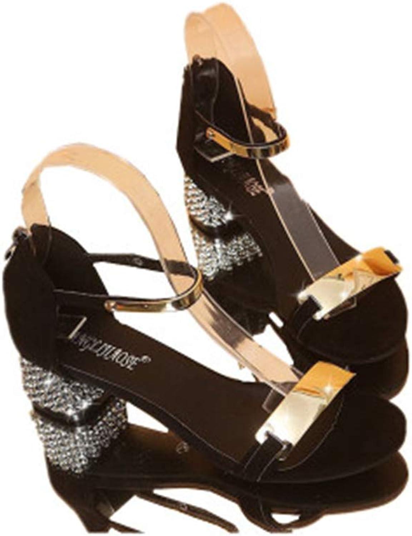 Excellent.c Sandals Summer high Heel Women's high Heel Sandals