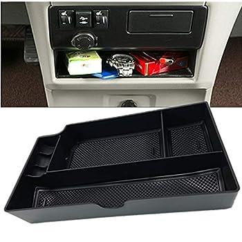JOJOMARK for Toyota Sienna 2011-2020 Accessories Center Console Tray Organizer