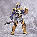XVPEEN Modelo Marvel Avengers: Infinity War Thanos Modelo De Personaje De Acción Juguetes para Niños...