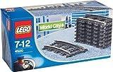 LEGO World City 9V Curved Track