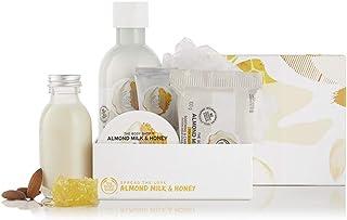 The Body Shop Almond Milk and Honey Festive Picks - 5 pieces
