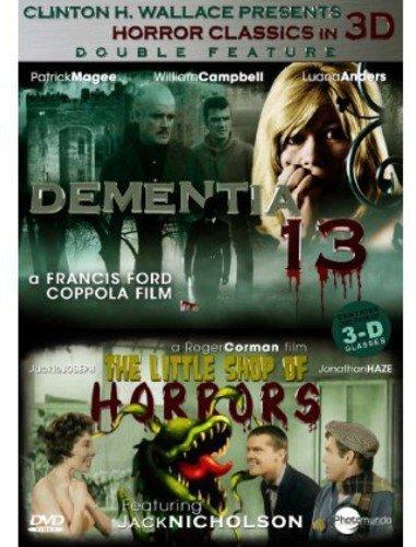 3D Collection: Dementia 13 / Little Shop Of Horror [Edizione: Stati Uniti] [USA] [DVD]
