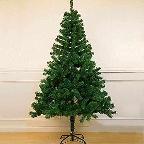 GSKJ 5fthome Traditional Christmas Tree,with Metal Stand Xmas Tree,Xmas Decoration Set Meal
